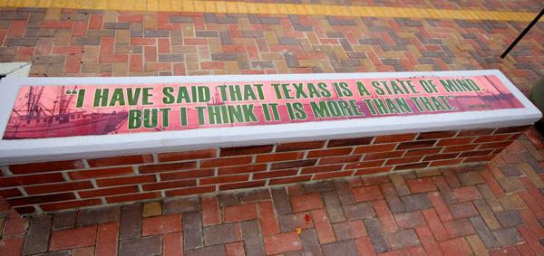 Outdoor Public Art Tiles San Antonio